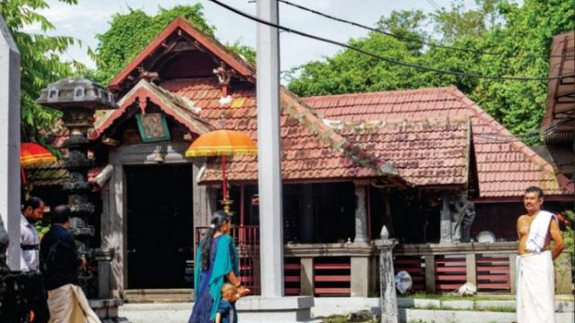 Temple/Environment: Enter the Sacred Kavu Groves of Kerala